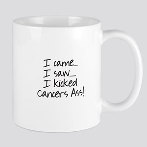 Kicked Cancer's Ass Mug