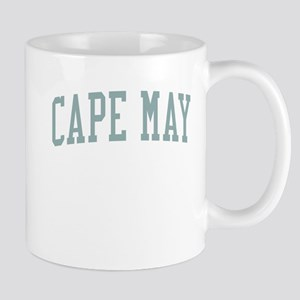 Cape May New Jersey NJ Green Mug