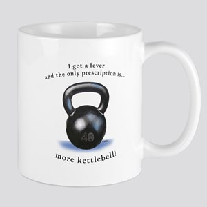 Prescription for Kettlebell Mug