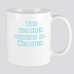 The Weather Mug