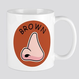 Brown Noser Mug