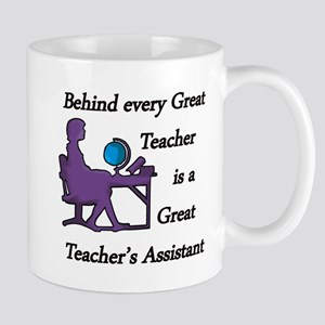 Teachers Assistant Mugs