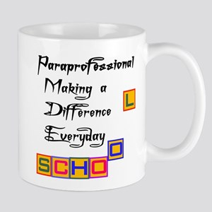 paras making a difference Mugs