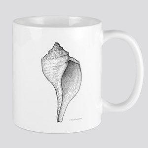 Channeled Whelk Mug