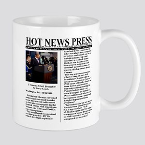 Obama Alert Yemen Mail Bombs Mug