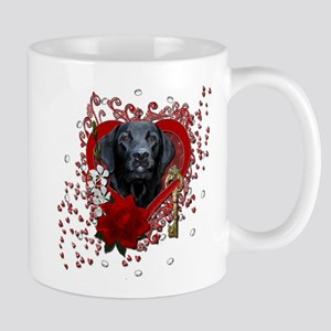 Valentines - Key to My Heart Mug