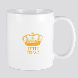 little prince (orange) Mug