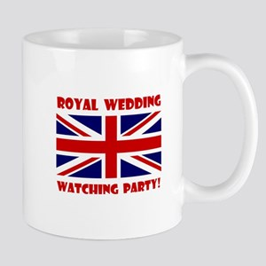 Royal Wedding Watching Party! Mug