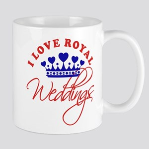 I Love Royal Weddings Mug