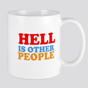 Hell Is Other People Mug