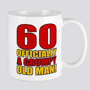 Grumpy 60th Birthday Mug