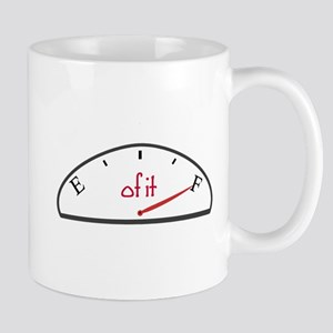 Full of it Gauge Mug