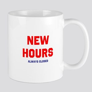 New Hours Mugs