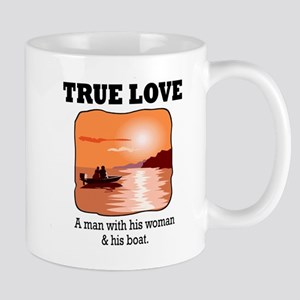 true love 11 oz Ceramic Mug