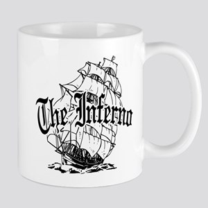 Inferno Pirate Ship Mug