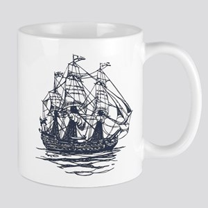 Nautical Ship Mug