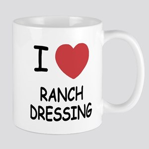 I heart ranch dressing Mug