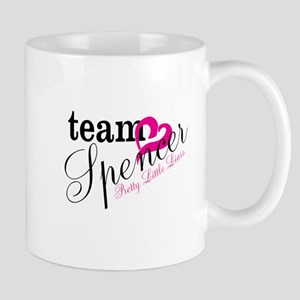 Team Spencer Mugs