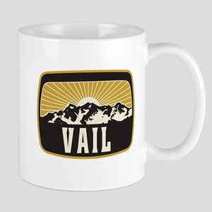Vail Sunshine Patch Mug