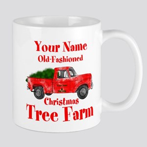 Custom Tree Farm Mug