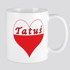 Tatus Polish Heart Mug