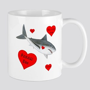 Dream Big Shark Mug