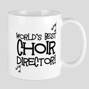 Worlds Best Choir Director Mug