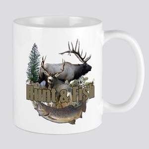 Hunt and Fish Mug