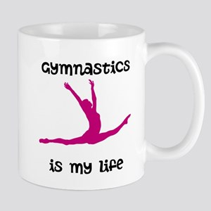 Gymnastics is My Life Mug