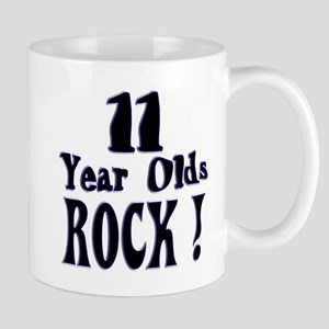 11 Year Olds Rock ! Mug