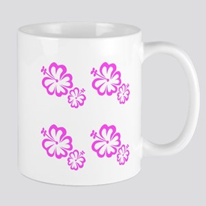 Pink Floral Menagerie Mothers Day Mug