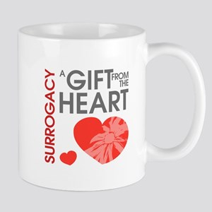 Surrogacy A Gift from the Heart Mug