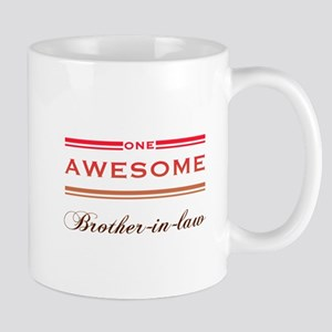 One Awesome Brother-In-Law Mug