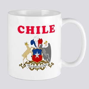 Chile Coat Of Arms Designs Mug