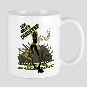 Sex Drugs Dubstep Mug