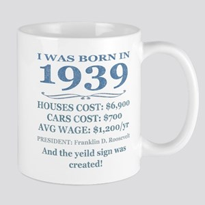 Birthday Facts-1939 Mugs