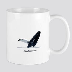 Humpback Whale (breaching) Mugs
