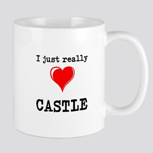 The Love for Castle Mugs
