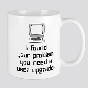 User Upgrade Mug