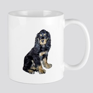 Cocker-black-tan Mug
