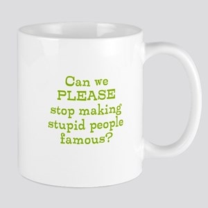 Stupid People Boycott Mugs