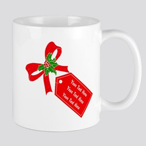 Personalized Christmas Mugs Cafepress