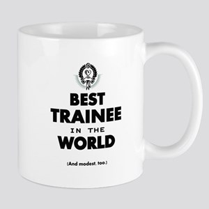 The Best in the World – Trainee Mugs