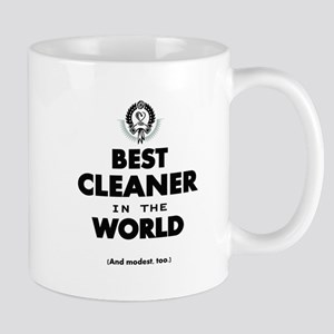 The Best in the World – Cleaner Mugs