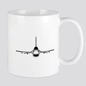 F-16 Fighting Falcon (front) Mugs
