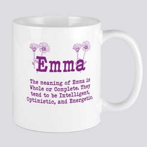 The Meaning of Emma Mugs