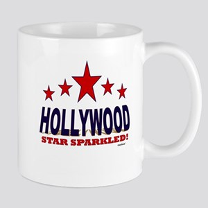 Hollywood Star Sparkled Mug