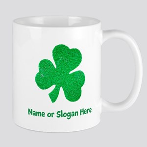 Custom Irish St. Patricks Day Mugs