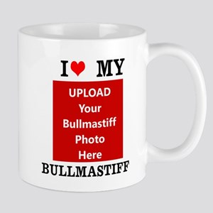 Bullmastiff-Love My Bullmastiff-Personalized Mugs