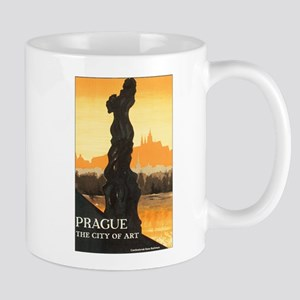 Prague Czech Republic Mug